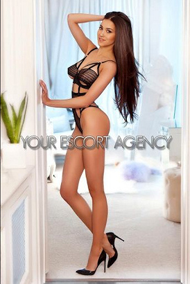 Tall slim Russian escorts