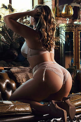 Sensual curvaceous independent escort in London
