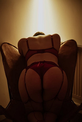 Kinky enticing and demure London escort