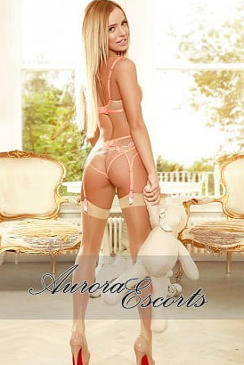 Blonde 19 year old escort