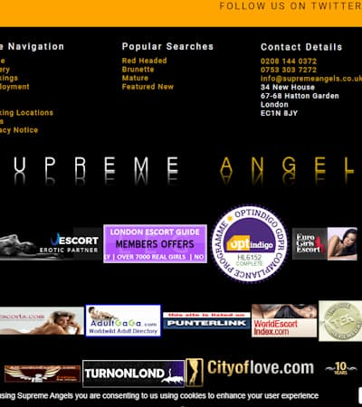 Supreme Angels beautiful European escorts