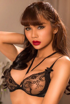 Oriental TS escorts London